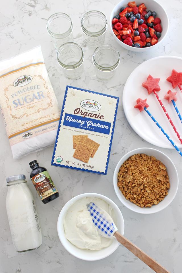 No Bake Cheesecake Trifle Recipe