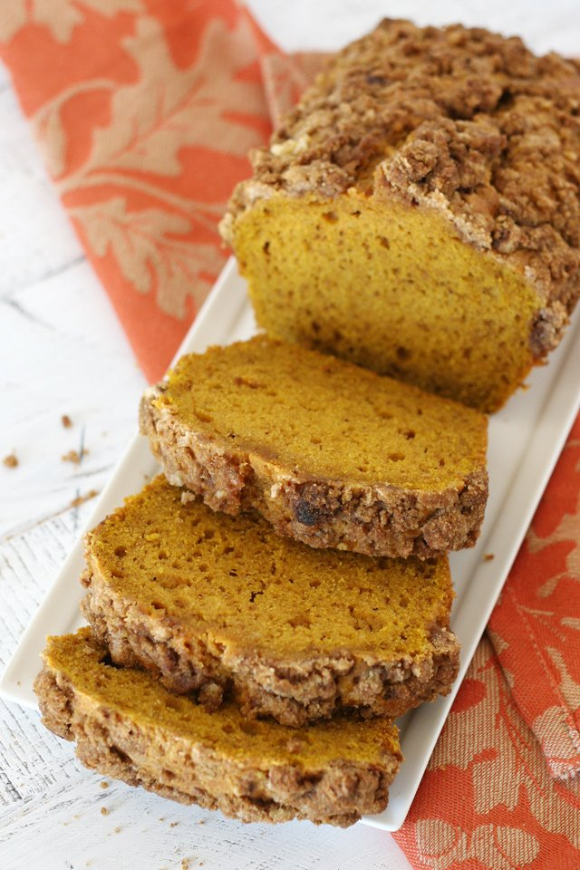 Simply the BEST Pumpkin Bread Recipe!