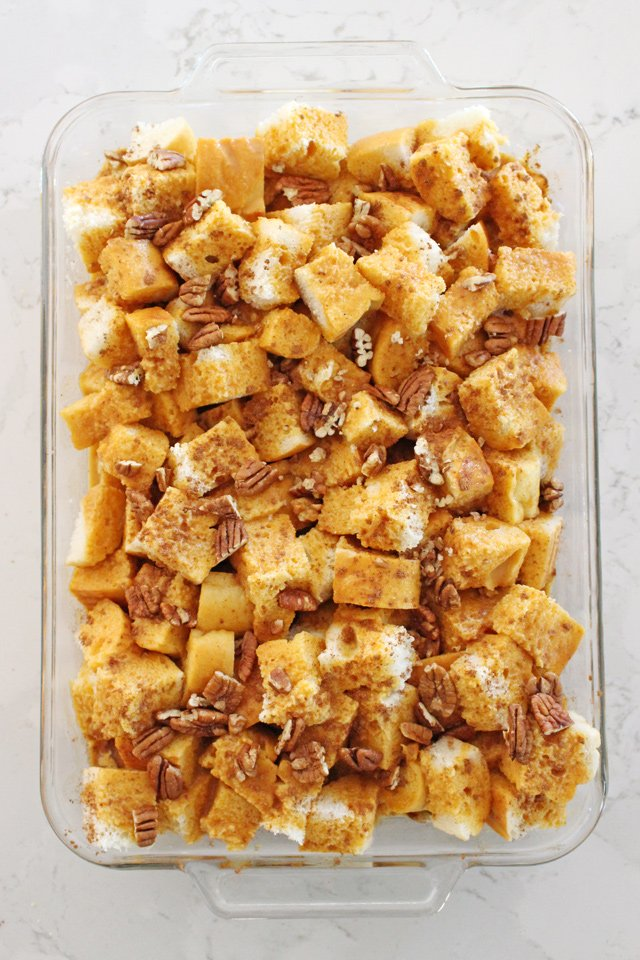Delicious Baked French Toast Casserole Recipe