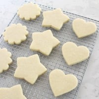 Simply the BEST Sugar Cookie Recipe!