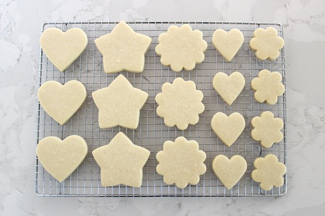 The only SUGAR COOKIE RECIPE you'll ever need!