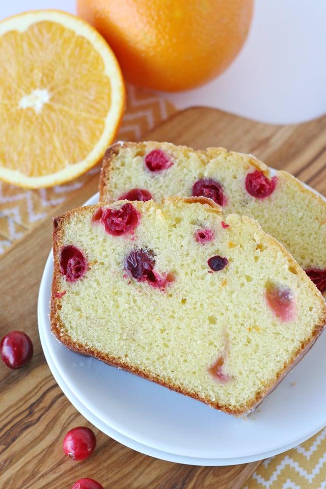 Delicious Orange Cranberry Bread Recipe!