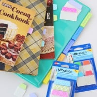 How to sort and organize old recipes
