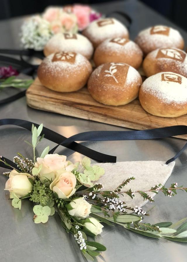 Flowers and Bread, Columbus Ohio
