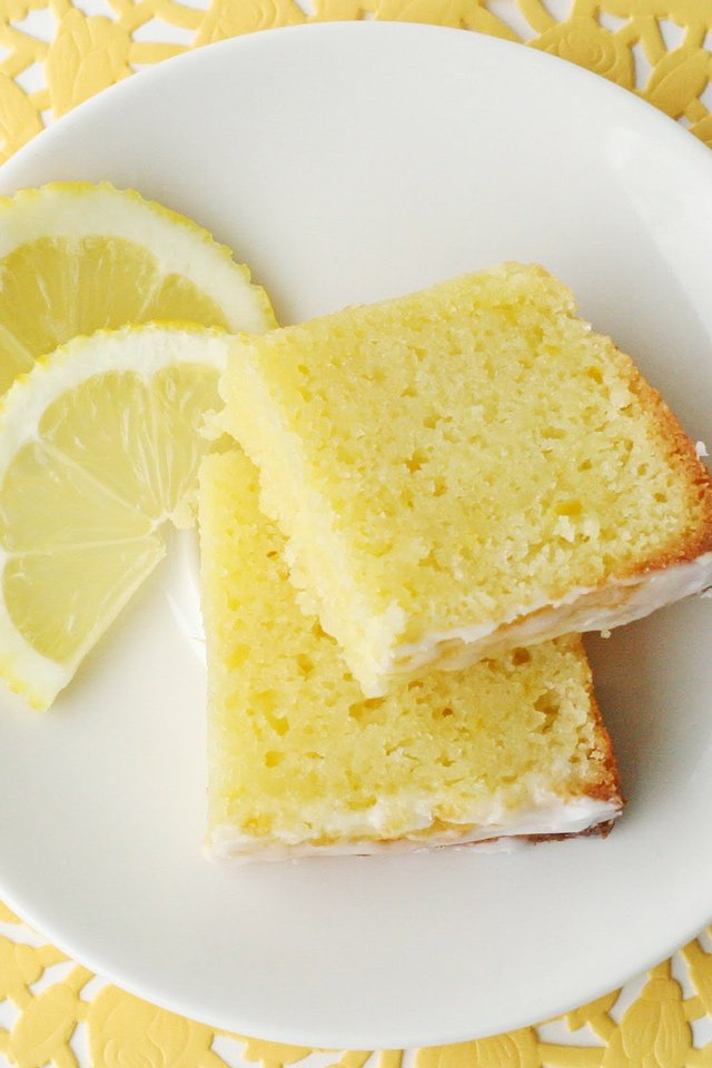 Lemon Bread Recipe