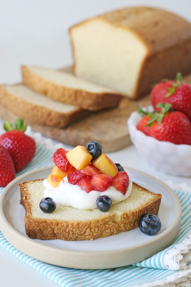 Perfect Pound Cake Recipe! Melt-in-your-mouth delicious!