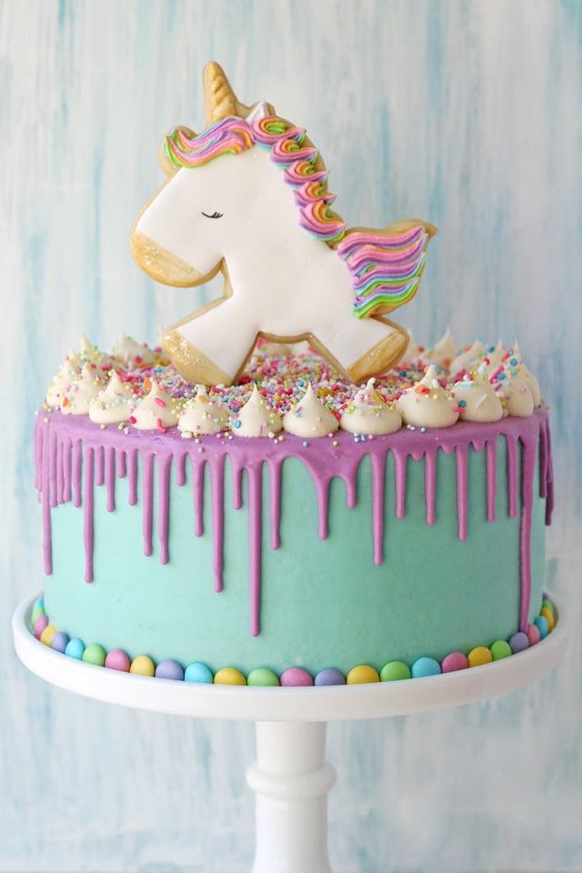 Terrific Drip Birthday Cakes Glorious Treats Birthday Cards Printable Inklcafe Filternl
