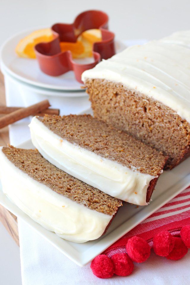 Gingerbread Loaf Recipe - Starbucks Copycat