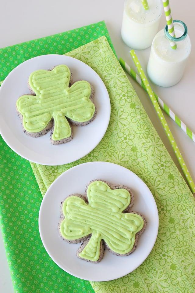 Cookies Cream Sugar Cookies